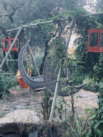 il giardino del dondolo