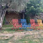 sedie per riposare