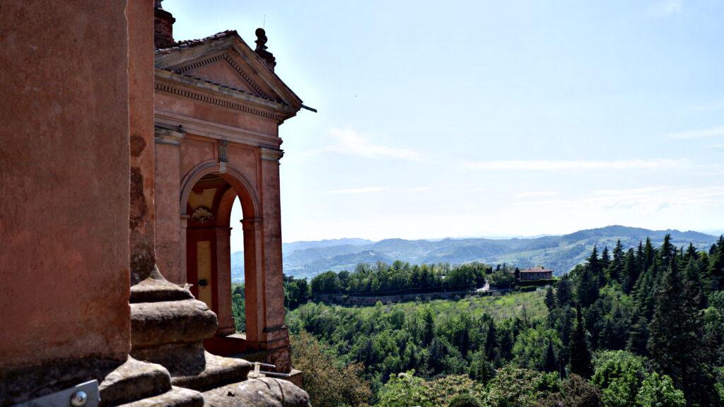 Vista Santuario San Luca