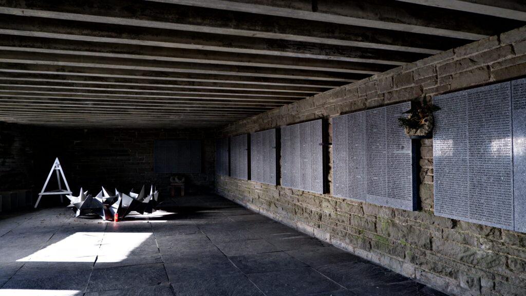 Cimitero Militare Germanico della Futa