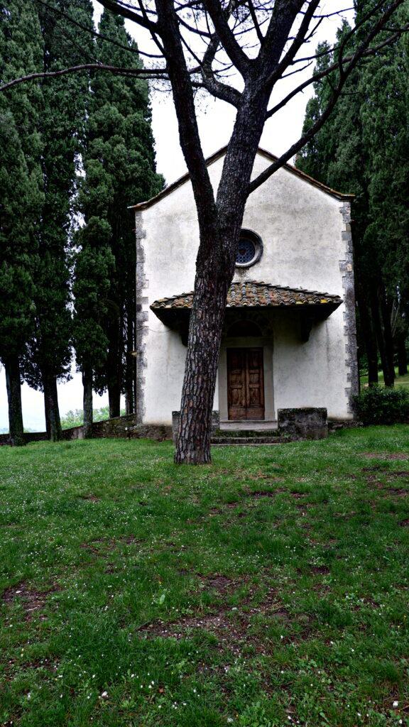 Chiesa al castello di Trebbio