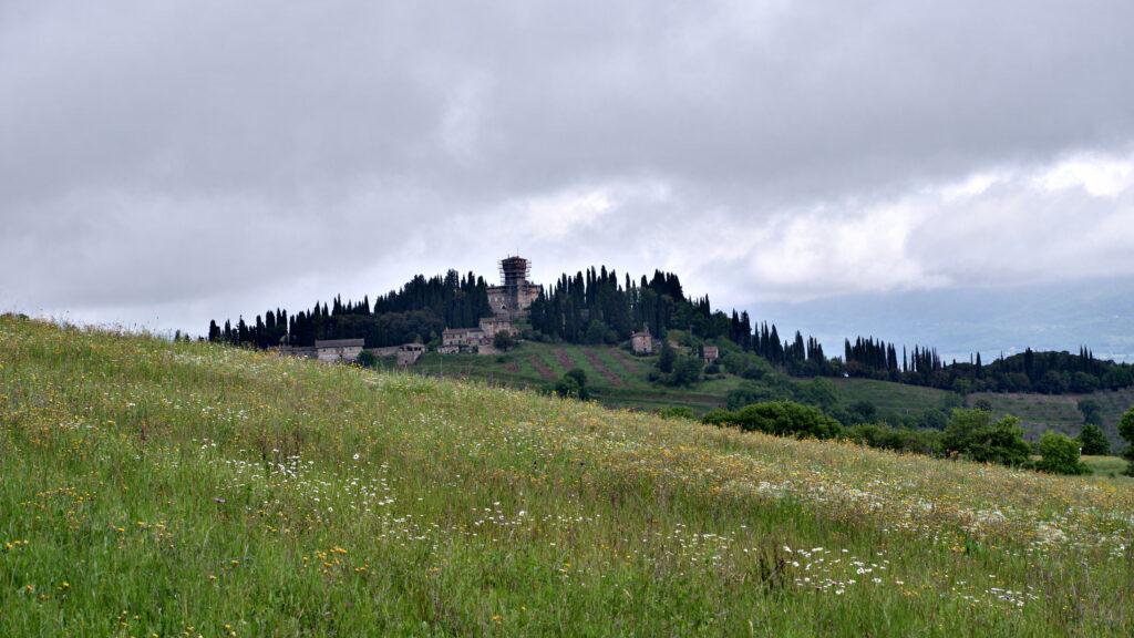 castello di Trebbio