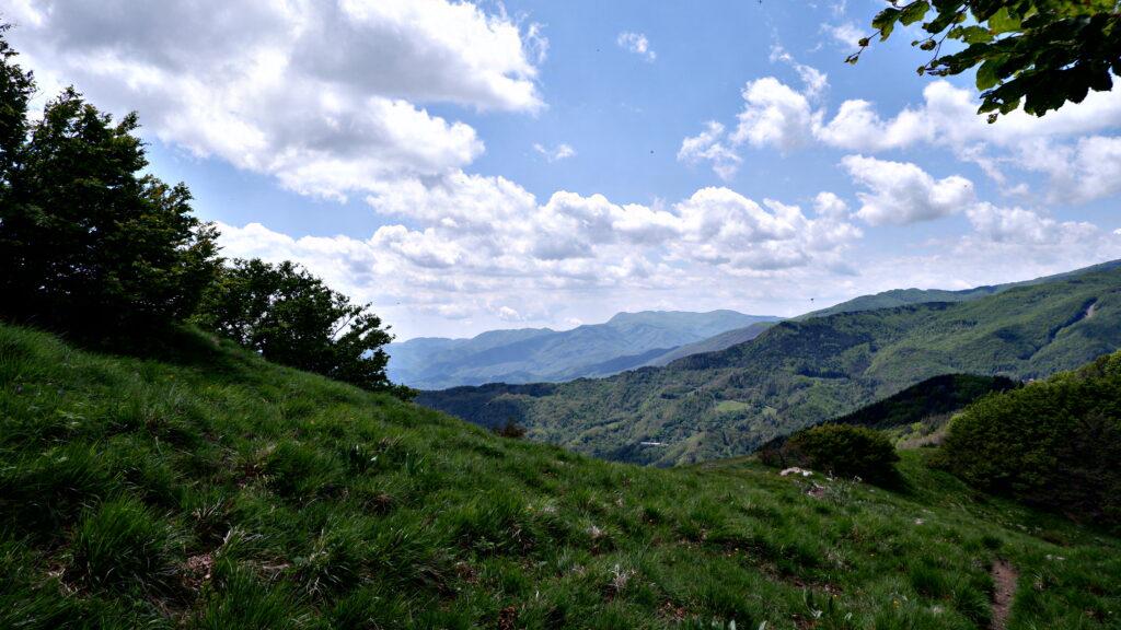Emilia Romagna in lontananza