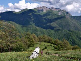 Maia e il Monte Lorgaghena
