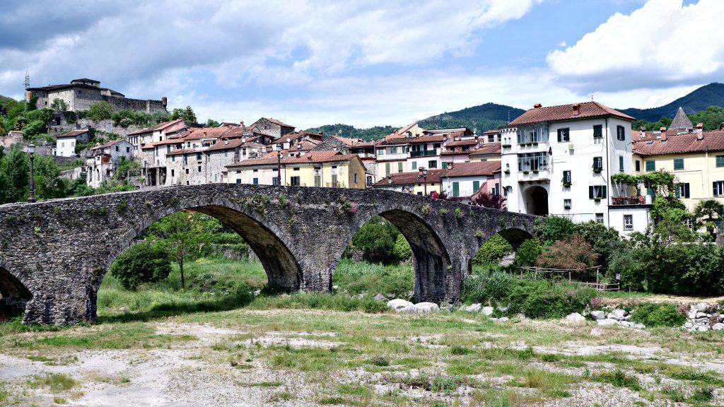 Pontremoli e il castello Piagnaro