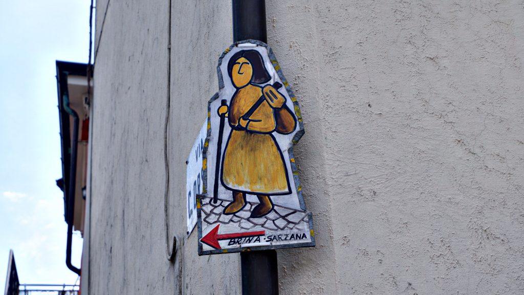 La Via Francigena da Aulla a Sarzana