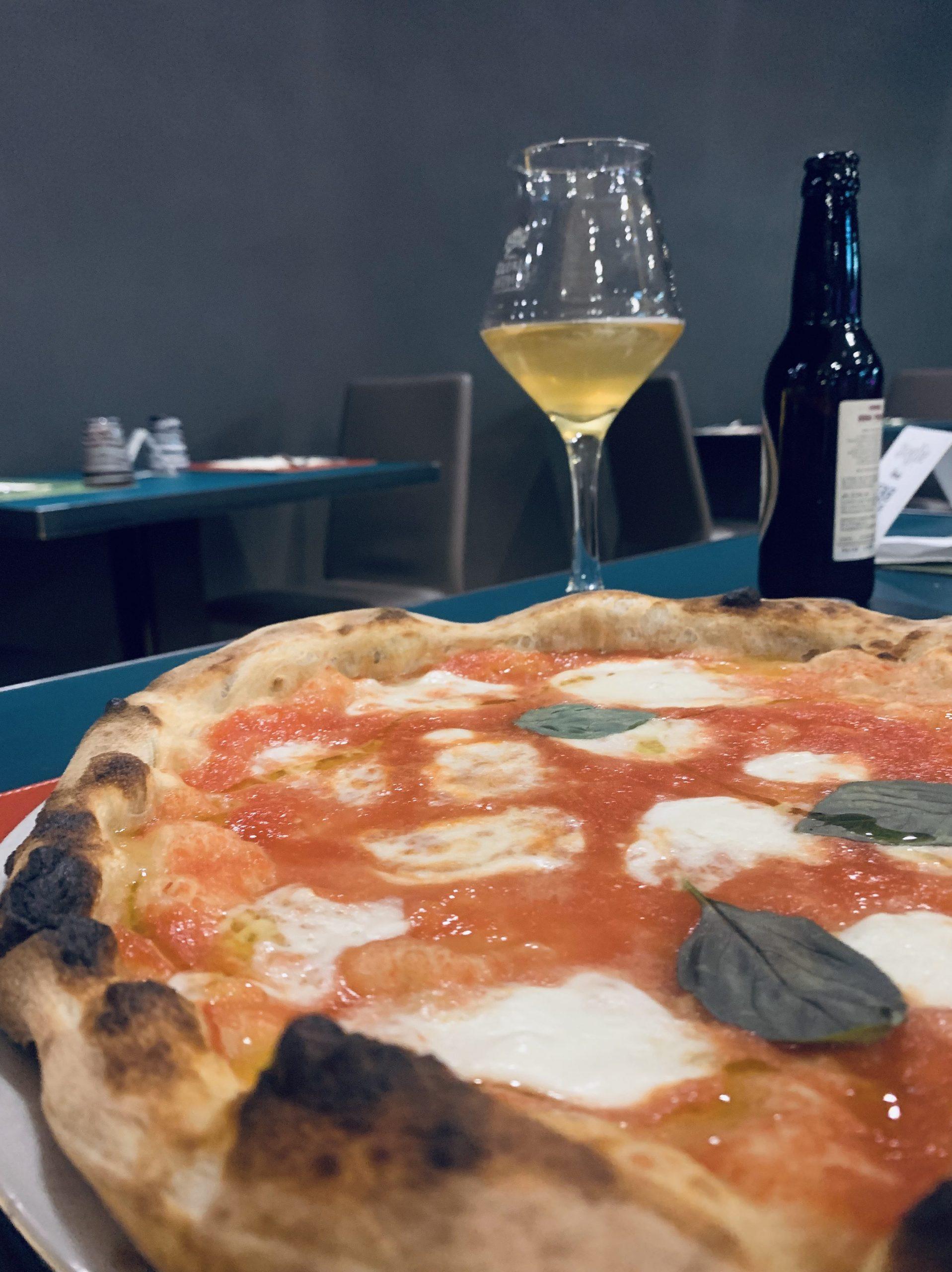 La Pizza alle 3 voglie